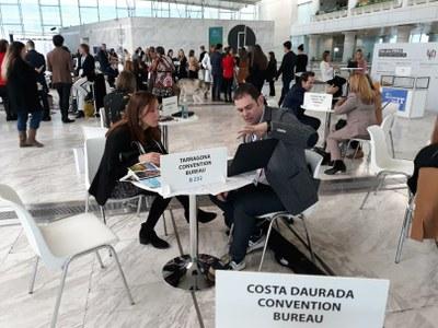Tarragona ha participat aquest dimecres al Meeting & Incentive Summit, la principal trobada del mercat ibèric d'esdeveniments, reunions i incentius
