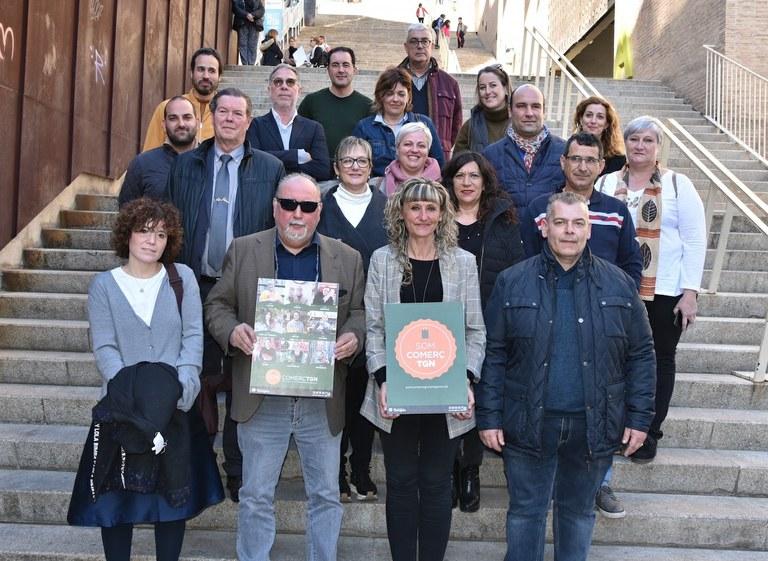 Tarragona posa en marxa la campanya Som Comerç TGN per reforçar el comerç de proximitat