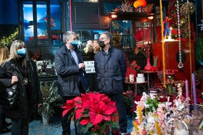 Una trentena de comerços participen en el Concurs d'Aparadors Nadalencs organitzat per l'Ajuntament