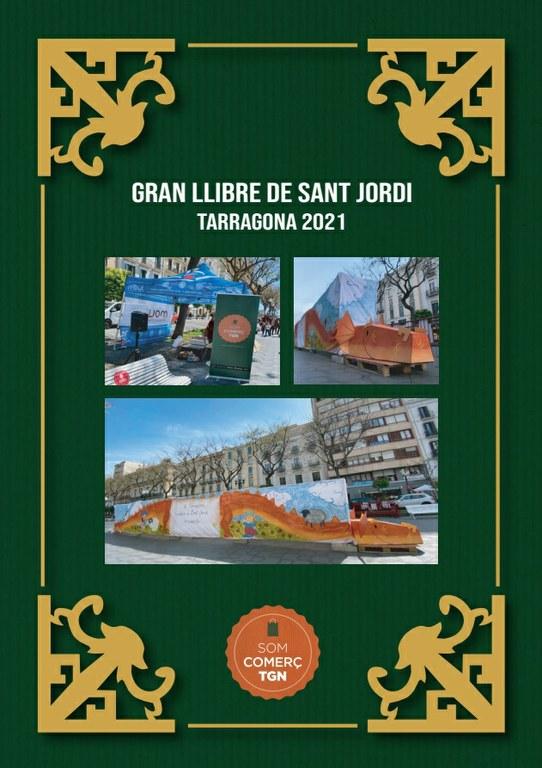 El Gran Llibre de Sant Jordi ja està publicat al web de la Conselleria de Comerç