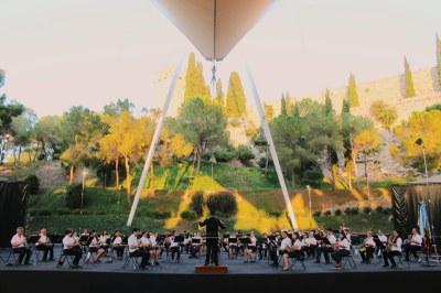 Els mercats col·laboren amb el concert Disney de la Banda Unió Musical de Tarragona