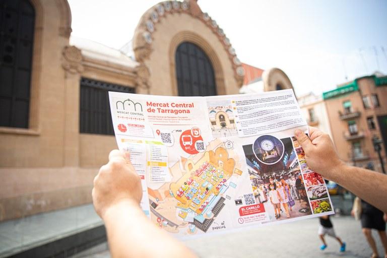 Els Mercats de Tarragona editen una revista informativa dirigida al públic turista de la ciutat