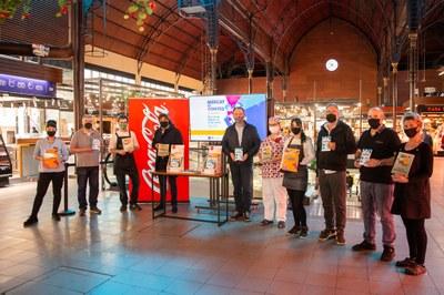 Els Mercats de Tarragona seran un punt de trobada de foment de la lectura durant la 2a edició del Mercat de Contes