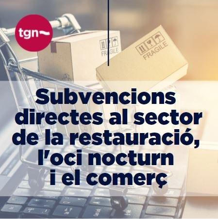 Fins el 15 de juliol, els comerços poden sol·licitar els ajuts directe de l'Ajuntament de Tarragona