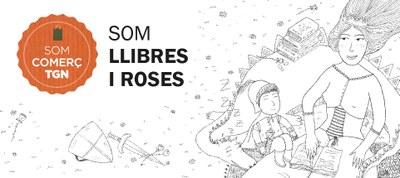 La Conselleria de Comerç dinamitzarà Sant Jordi amb diferents accions al voltant del llibre i de la rosa