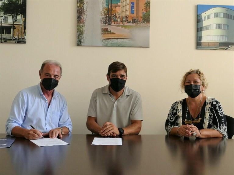 L'Ajuntament de Tarragona i l'institut Francesc Vidal i Barraquer elaboraran un estudi per conèixer l'estat del comerç de la ciutat
