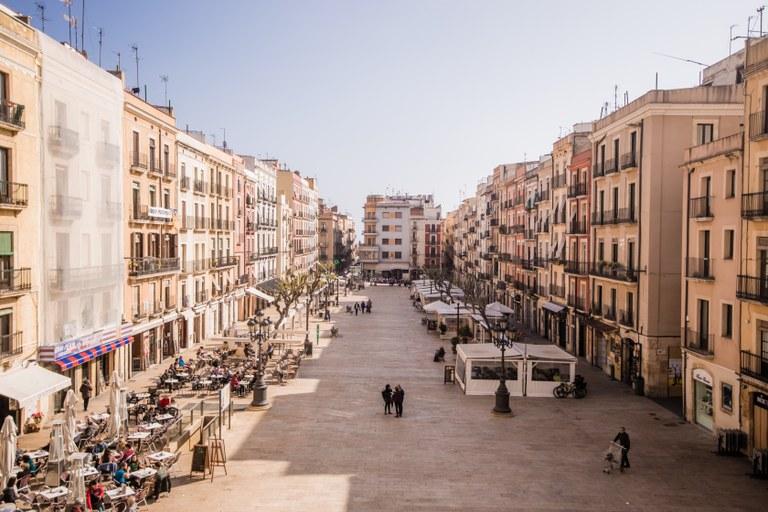 L'Ajuntament de Tarragona mantindrà l'exempció de la taxa de terrasses als bars i restaurants