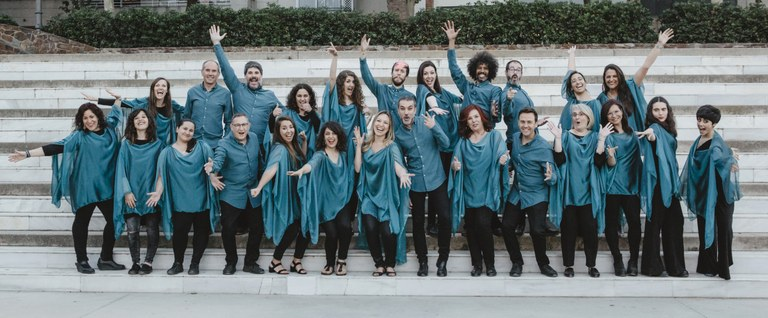 Barcelona Soul Choir. Rejoice!