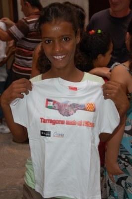 Una Festa infantil acomiadarà els infants sahrauís acollits a Tarragona aquest estiu