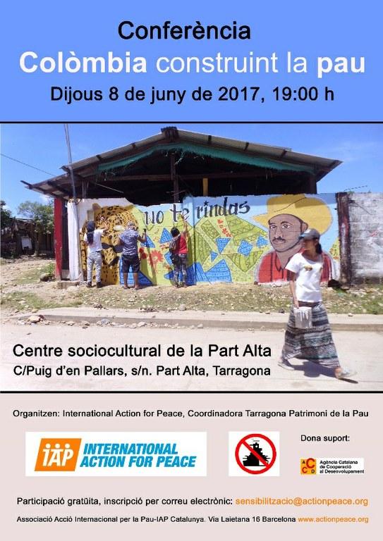Colòmbia construint la pau