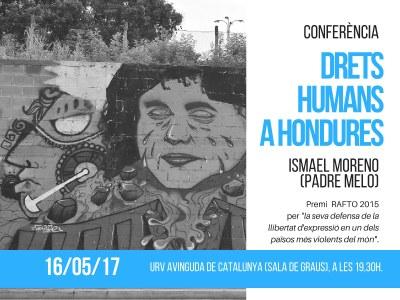 Drets Humans a Hondures, amb Ismael Moreno (Padre Melo)