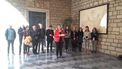 Els ajuntaments catalans reclamen més informació i col·laboració de l'estat en l'acollida de refugiats