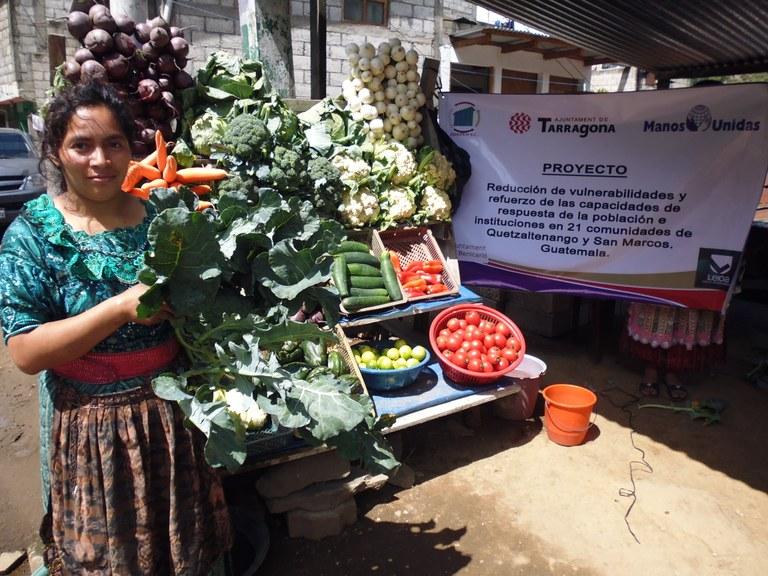 """Exposició: """"Enfortim la capacitat de resposta de 21 comunitats indígenes davant de desastres naturals a Guatemala"""""""