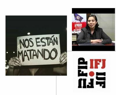 Periodisme a Mèxic #EnsEstanMatant. Entre el crim, la impunitat i la indiferència.