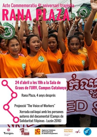 Setem presenta el documental The voice of workers