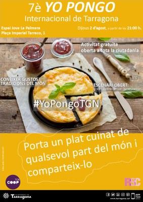 7è Yo Pongo Internacional de Tarragona