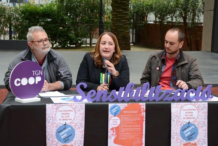 La Festa del Comerç Just i la Banca Ètica de Tarragona creix i arriba enguany amb novetats importants
