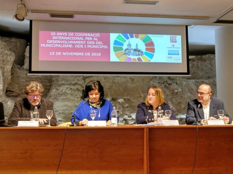 Tarragona, present al Fòrum Municipalista sobre Cooperació Internacional
