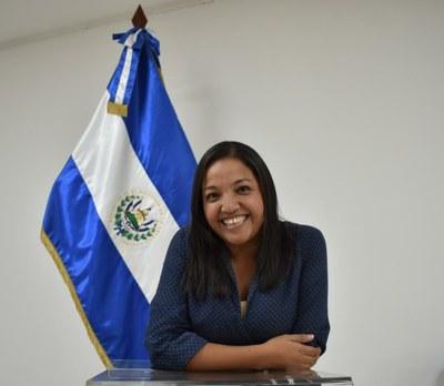 """Candy Chévez: """"Les polítiques de joventut han de superar les visions adultocèntriques; cal que els joves acompanyin aquests processos"""""""