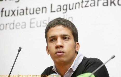 """Hassanna Aalia: """"Mentre continuï ocupada la zona del Sàhara Occidental, continuaré lluitant"""""""