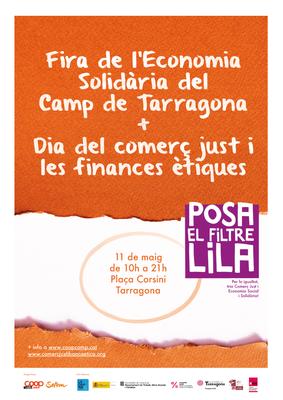 II Fira d'Economia Solidària del Camp de Tarragona