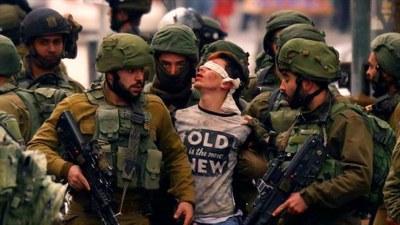 Informe de l'ambaixada palestina sobre violacions dels drets de les nenes i dels nens palestines