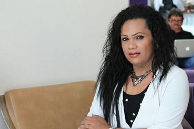 Karla Avelar, defensora dels drets LGTBiQ+: «En aquell moment, no sabíem ni que érem trans ni que érem subjectes de dret, ni res.»