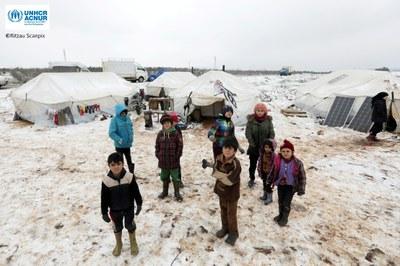 Síria, 9 anys de crisi humanitària