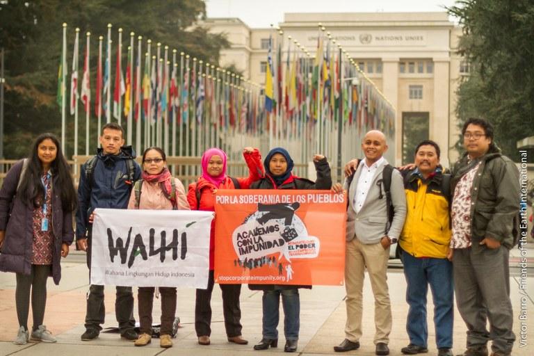 ¿Por qué se requiere un Tratado Vinculante sobre empresas transnacionales y derechos humanos?
