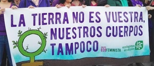 El ecofeminismo es la respuesta