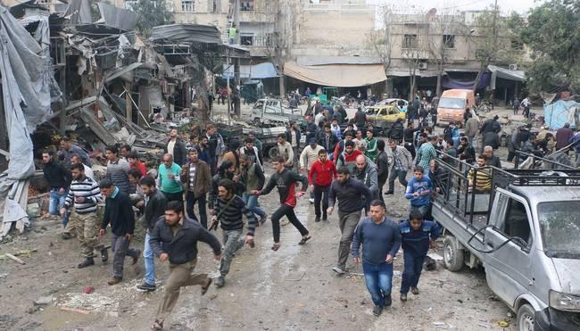 Amnistia Internacional alerta sobre la situació dels civils a Síria