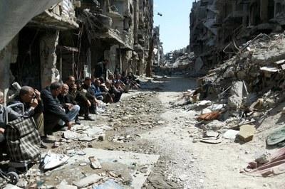 El Consell de Seguretat de Nacions Unides demana garantir l'accés d'ajuda humanitària a Yarmouk