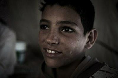 """Exposició """"Síria, la paraula de l'exili"""" del fotògraf David Gonzàlez"""