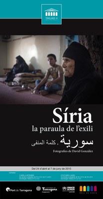 """""""Síria, la paraula de l'exili"""" al Diario.es"""