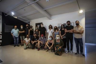 El Centre d'Art de Tarragona inaugura la seva nova exposició 'Bind'