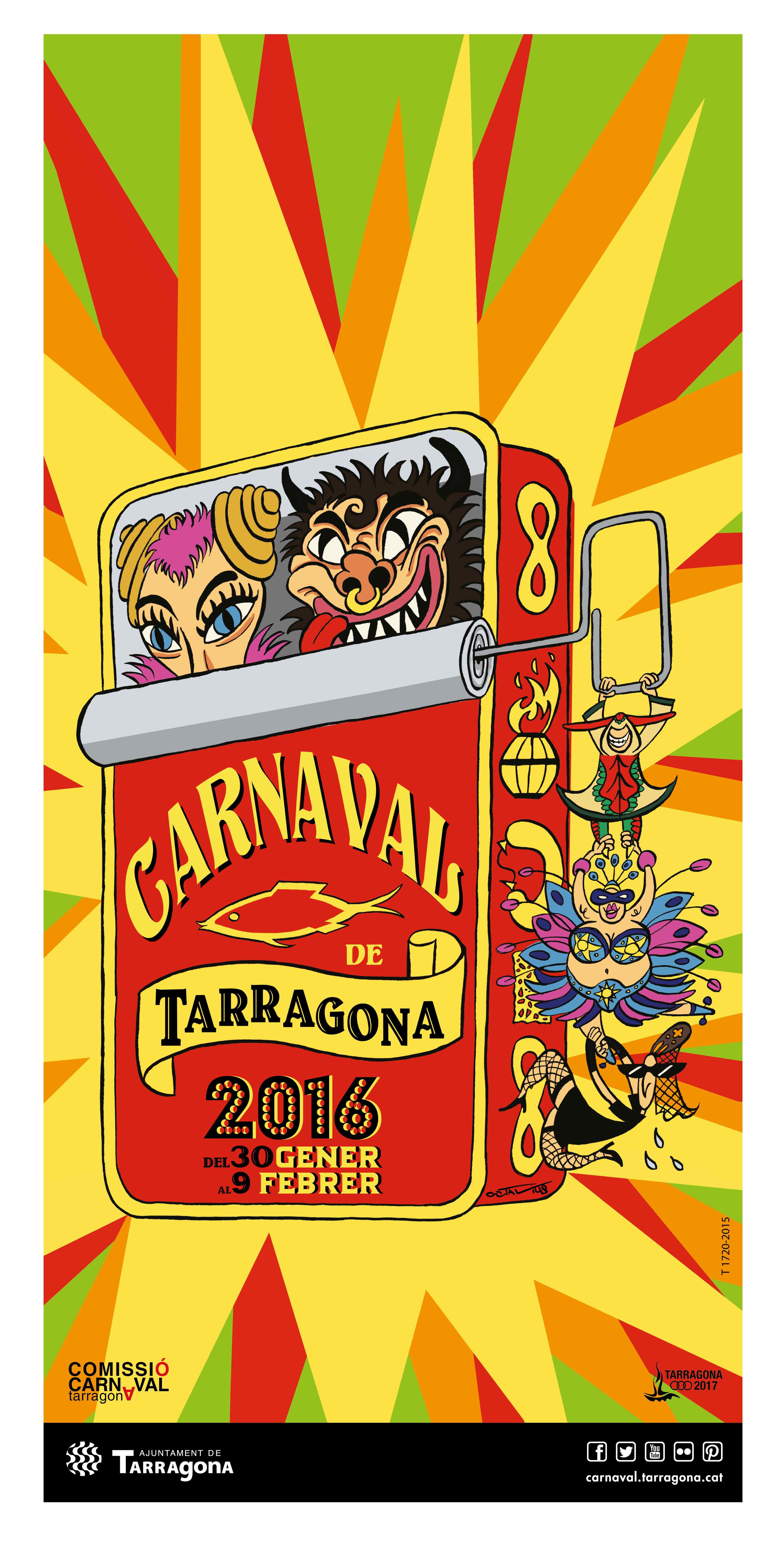 Cartell de Carnaval 2016