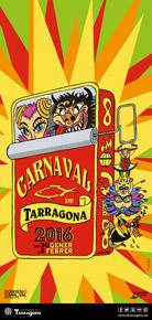 Cartell Carnaval Tarragona 2014