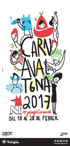 Cartell Carnaval Tarragona 2017