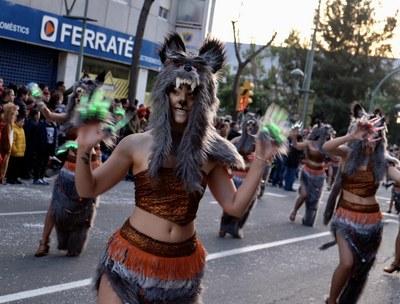 29 comparses participaran a la Rua de l'Artesania de Carnaval