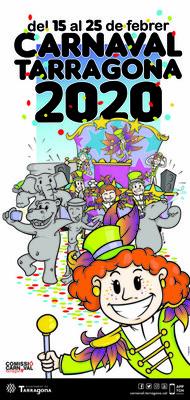 Carnaval 2020: el Rei i la Concubina estrenen gala al Teatre Tarragona