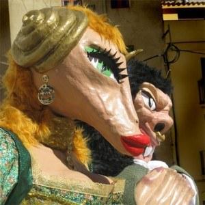 El Bastiment de la Bóta dóna el tret de sortida al Carnaval 2012