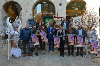 El Carnaval arriba a Tarragona del 22 de febrer al 5 de març