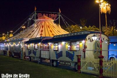 El Circ Raluy presenta al Carnaval de Tarragona el seu nou espectacle 'BOOM!'