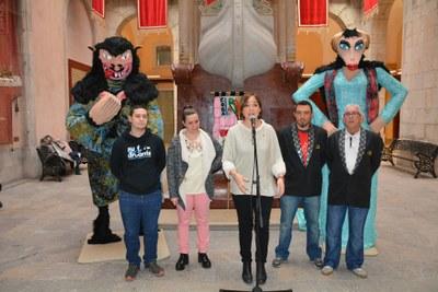 Els Xiquets i la Colla La Bóta organitzen el divendres més popular de Carnaval
