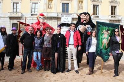 Ja estan aquí els principals actes del Carnaval 2014