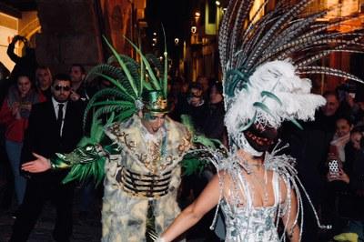 La Gala del Rei Carnestoltes, la seva Concubina i els Sèquits se celebrarà al Palau de Congressos