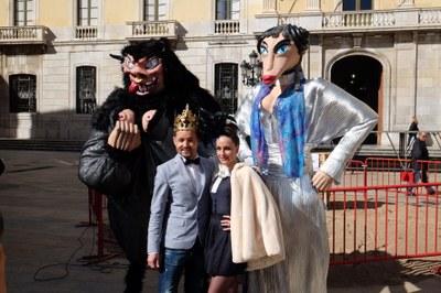 La presentació de la Bóta dóna el tret de sortida al Carnaval de Tarragona