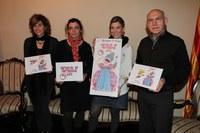 Marta Escobar Felip guanya el concurs d'idees de cartells del Carnaval 2011