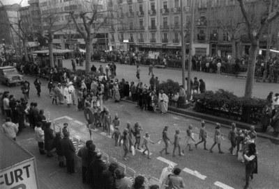 Tarragona celebrarà els 40 anys del Carnaval amb un documental històric i un projecte pedagògic
