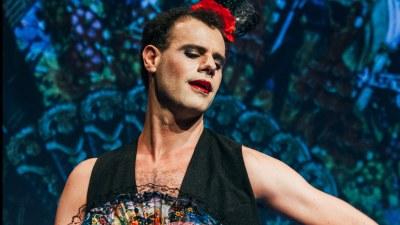 'Ocaña, reina de las Ramblas',  amb Joan Vazquez / de Marc Rosich i Marc Sambola